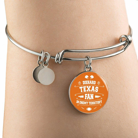 Image of DH Texas Fan in Enemy Territory - Bangle