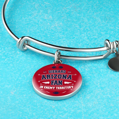 DH Arizona Fan in Enemy Territory - Bangle
