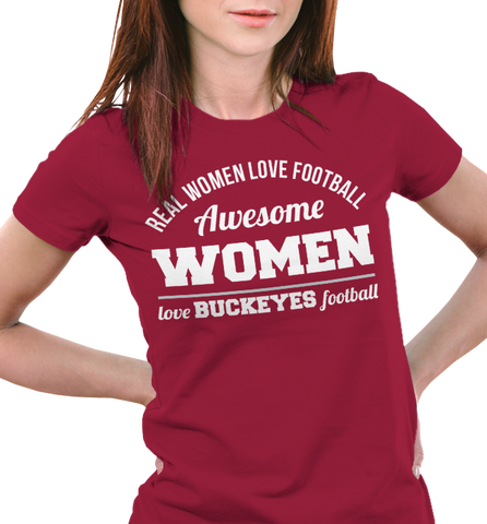Image of Awesome Buckeyes Women