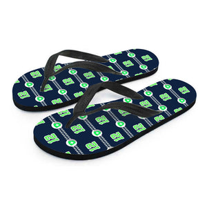 Seattle Nurse Flip-Flops
