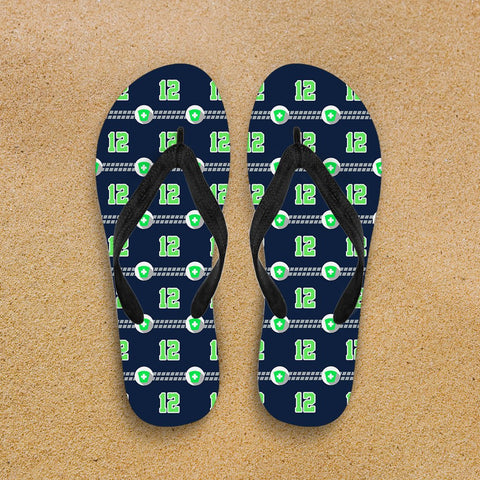 Image of Seattle Nurse Flip-Flops