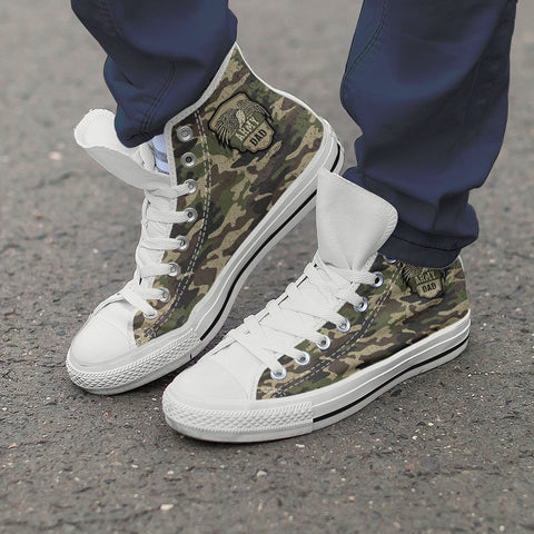Image of Camouflage High Tops