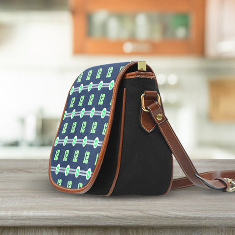 Image of Seattle Nurse Saddle Bag