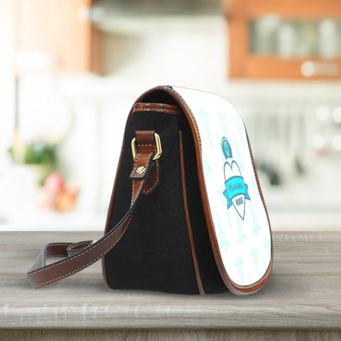 Image of MS Nurse Blue Saddle Bag