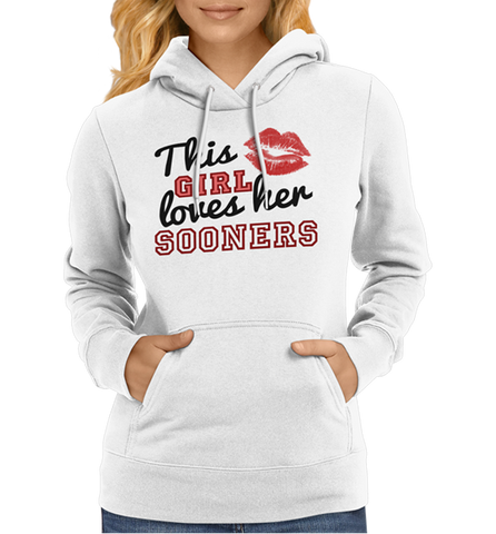 Image of This Girl Loves Her Sooners