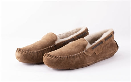 Steffo Men's Sheepskin Slipper