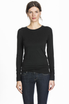 Lilla P. Long Sleeve Crew Neck