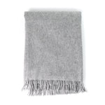 Arran Solid Cashmere Throw