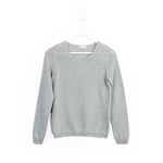Knit to Order Ladies Ellen Vee Neck Cashmere Sweater