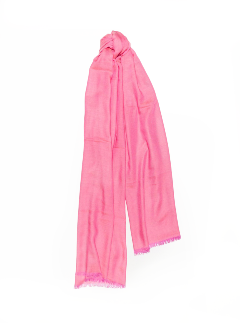 Wispy Weight Scarf, Jaipur Pink