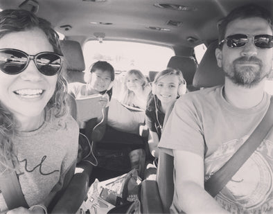 This Family Took a Two-Week Road Trip. You'll Never Believe What Happened.