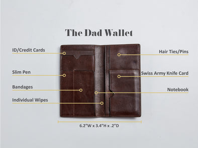 The Dad Wallet: Let Go of the Cargo