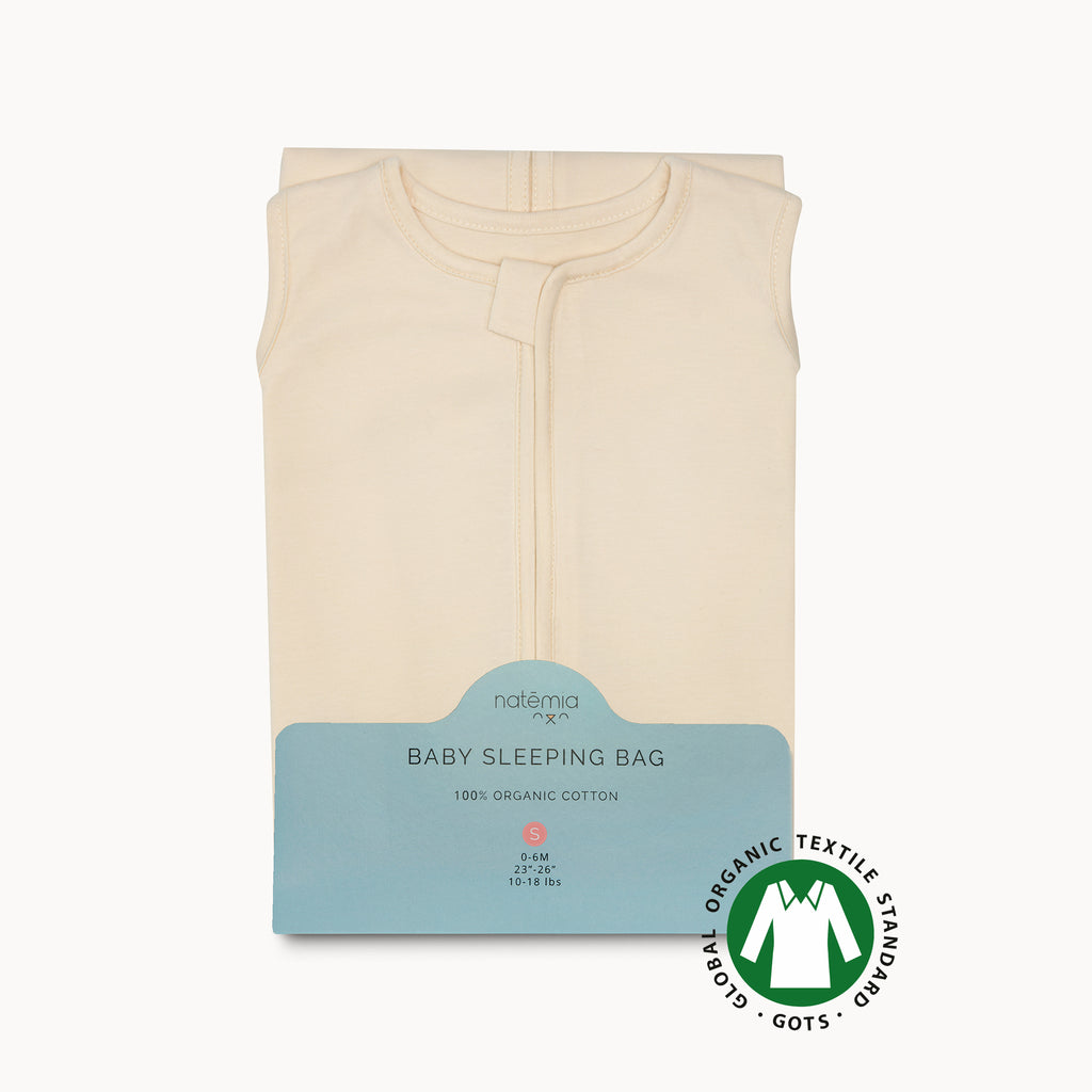 Organic Cotton Baby Wearable Blankets - Natemia