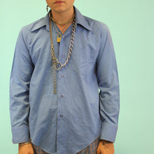 BREWSTER BUTTON UP - MEDIUM