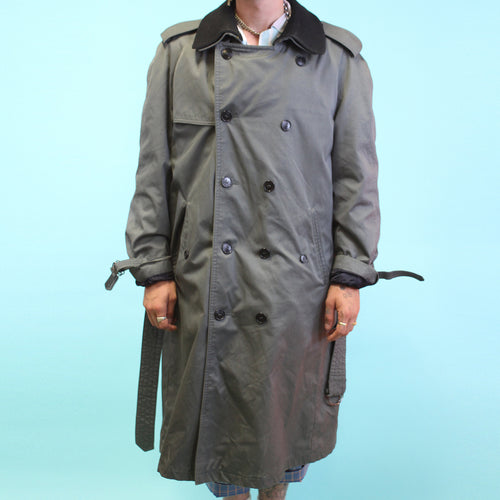 FAKE BURBERRY TRENCH COAT - R 42