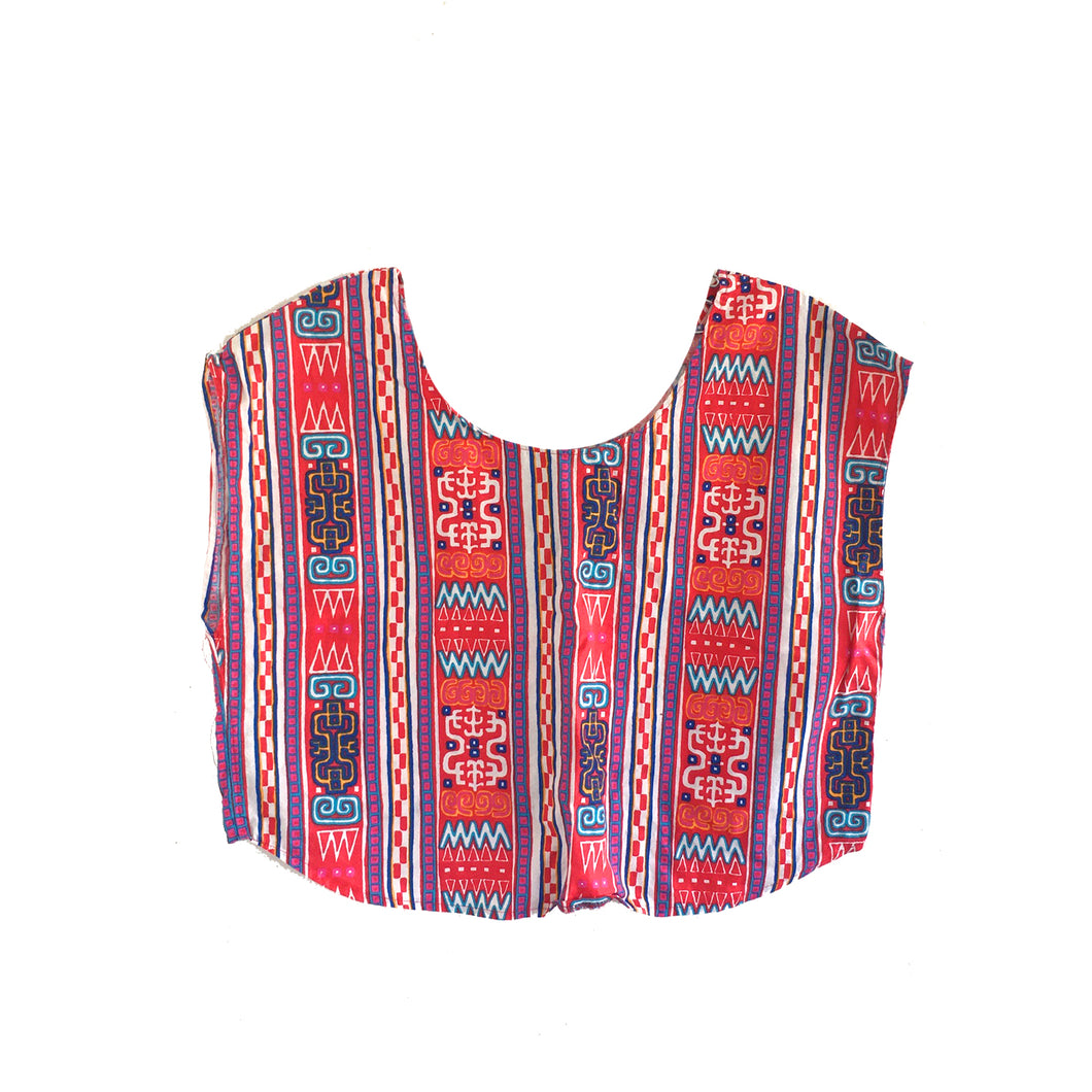 BOXY ART TOP - MEDIUM
