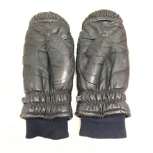 LEATHER MITTENS - LARGE (MENS)