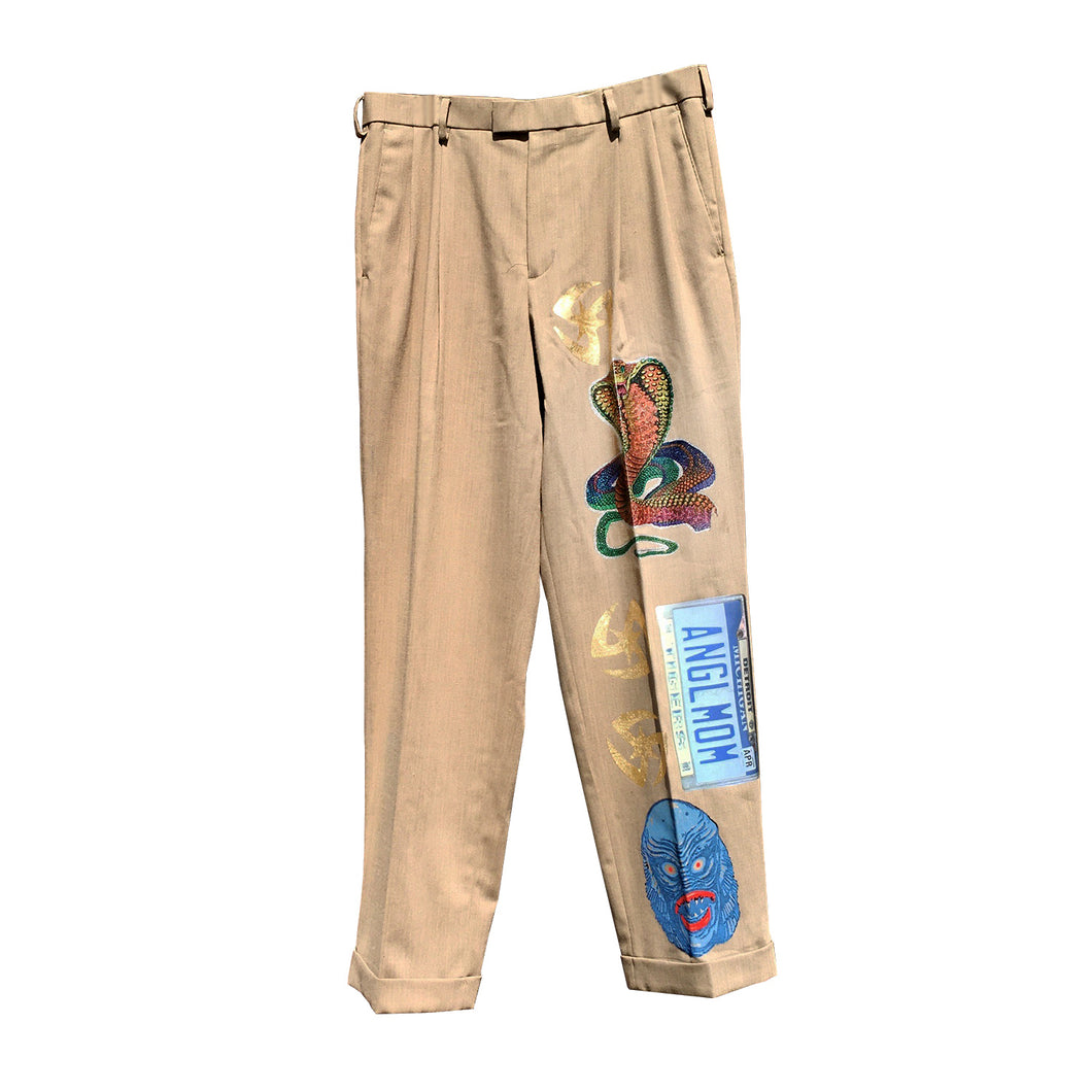 FANTASY TROUSERS - SIZE 32/32