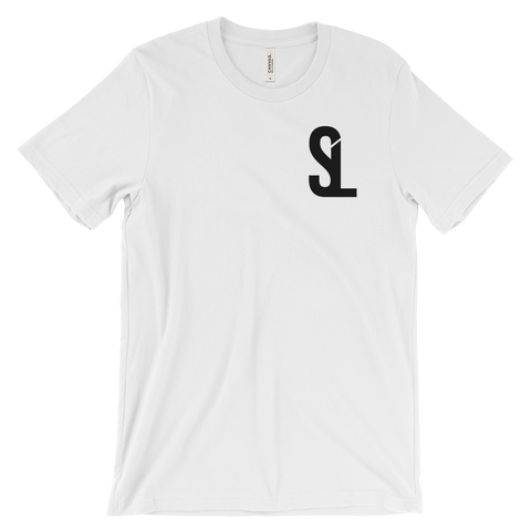 SL Pocket Tee White