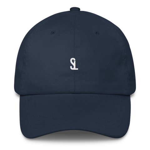 SL Dad Cap - Navy - ShorelinesAU