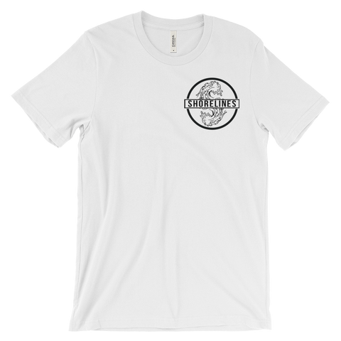 Shorelines Waves Pocket Tee