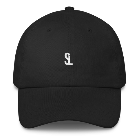 SL Dad Cap - Black