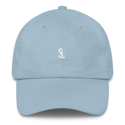 SL Dad Cap - Light Blue