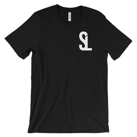 SL Pocket Tee Black - ShorelinesAU