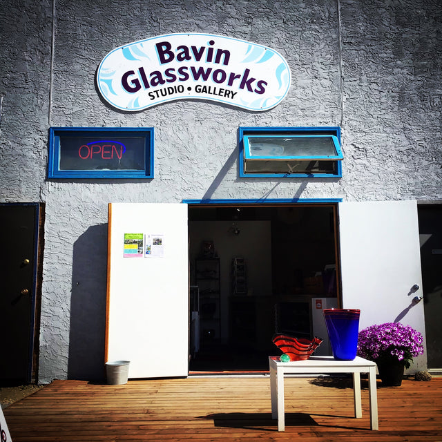 New Beginnings - Opening Bavin Studios