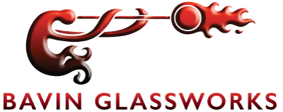 Bavin Glassworks logo