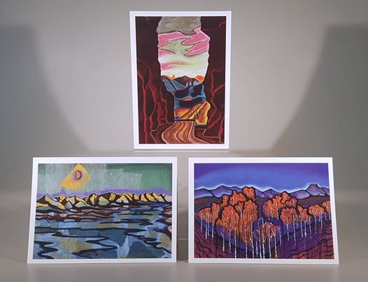 Landscapes - Art Card Set
