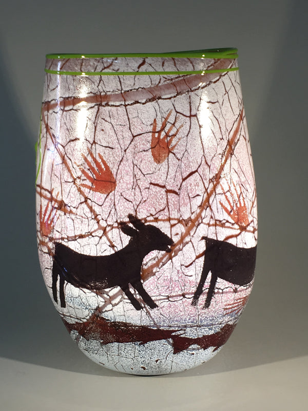 Primitive Series Vase