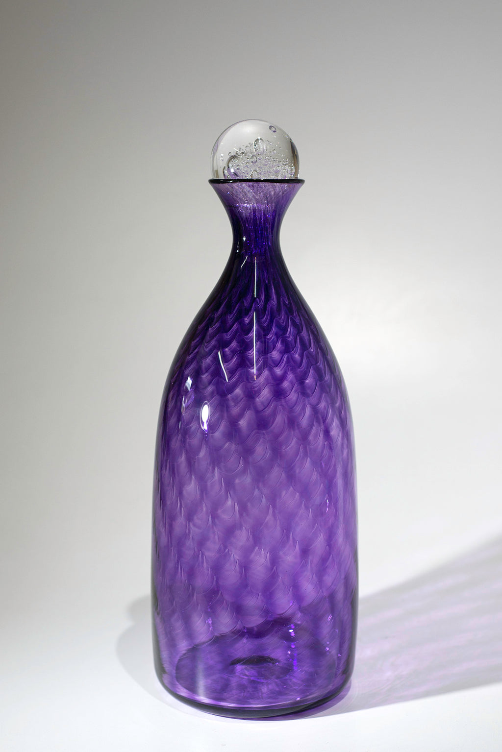 Woven Bottle with Stopper - #200621-12