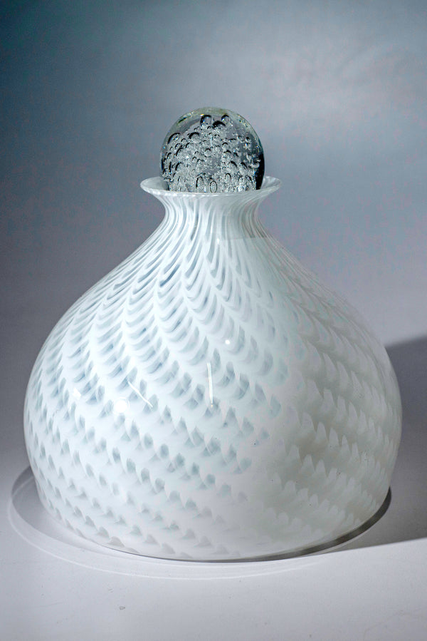 Woven Bottle with Stopper - #200621-13