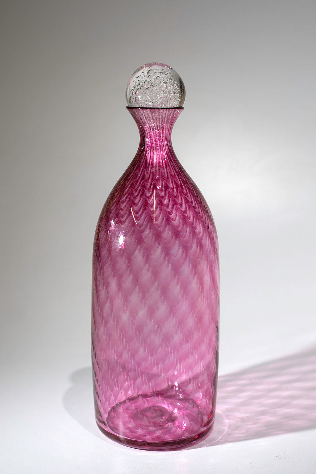 Woven Bottle with Stopper - #200621-8