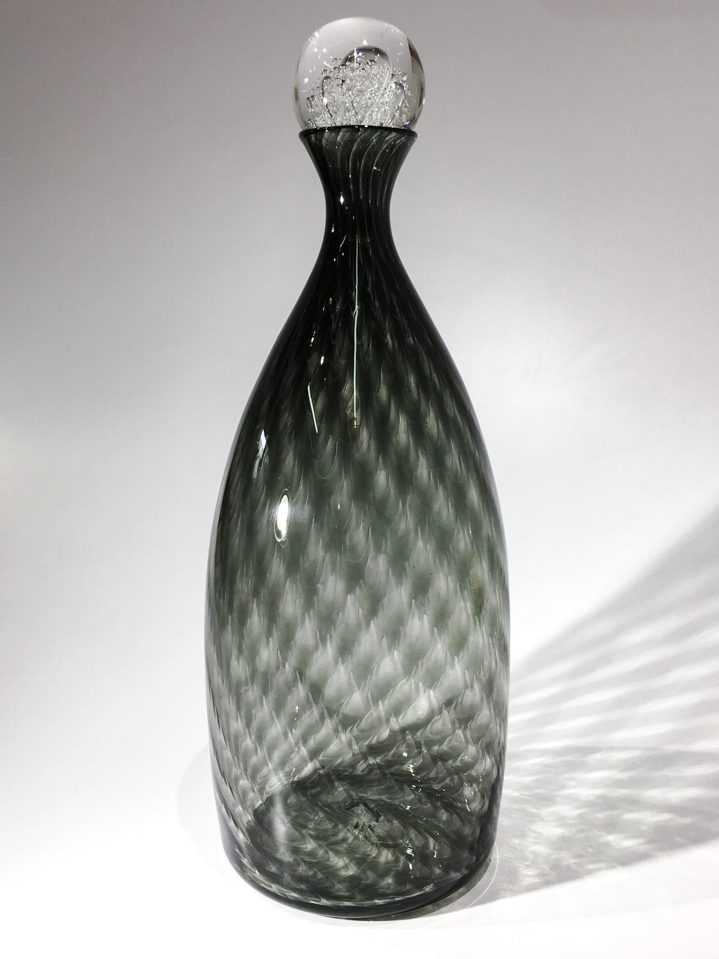 Woven Bottle with Stopper - #191224-4
