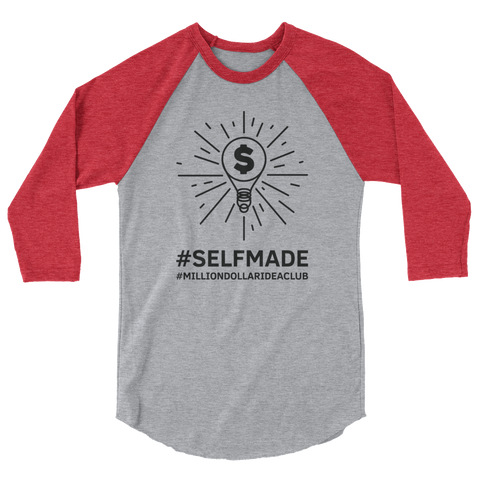 Selfmade Idea Club Baseball Tee