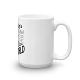 Cheat Codes Mug