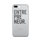 Entrepreneur iPhone 7/7 Plus Case
