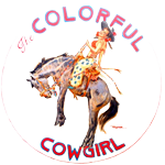 The Colorful Cowgirl