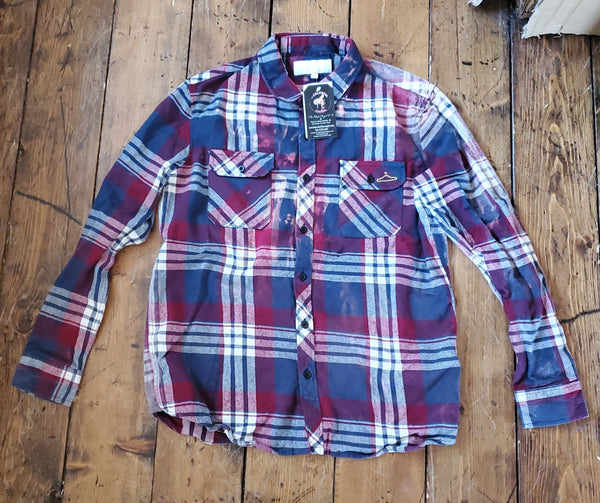 Desert Vibes Ranch Bronc Flannel SALE