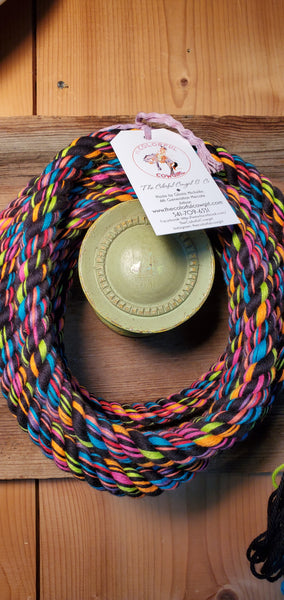 Neon Gypsy Boho cotton loop rein