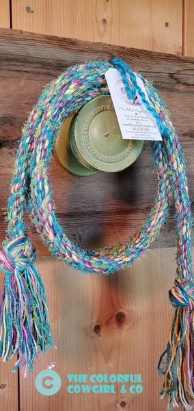 Custom Cotton Loop Rein
