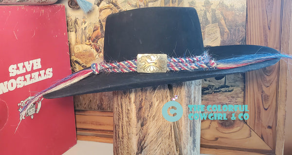 The American Spirit Hatband