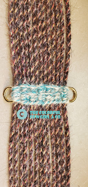 Old School Horsehair Cinch