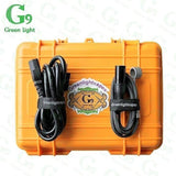 G9 Pelic LED E-Nail Kit (Ti Nail)-E-Nail-GreenLightVapes-ORANGE-VapeArtist
