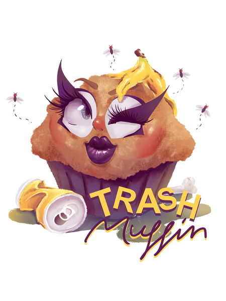 Trash Muffin