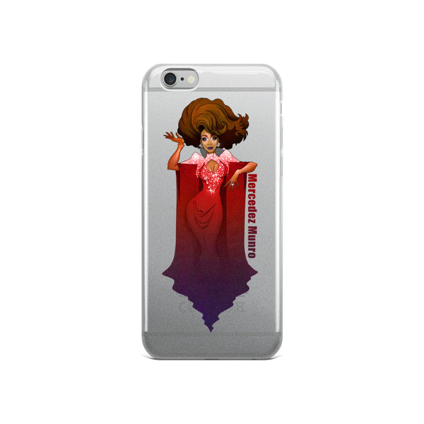 Mercedez Munro: Empire iPhone 6/6s, 6/6s Plus Case
