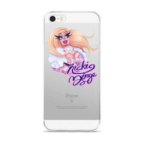 Nicki Mirage: Glazed iPhone 5/5s/Se, 6/6s, 6/6s Plus Case