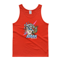 Addam Silver: 80's Freak Tank top